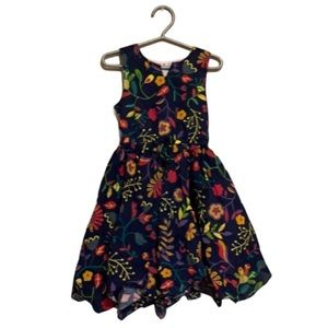 Cynthia Rowley Floral Dress - Toddler's Size 5